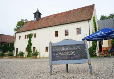 Kunsthandwerkermarkt im Kloster Altzella
